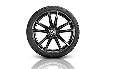 VW WKR Pretoria 7,5x18 5/112/51 Alu-Komplettrad Gar. 225/40 R18 92V XL, Continen - 5G007328BAX1S