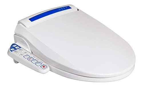 Bidet Wc Dusche mit Sitzheizung Föhn Warmwasser clean reinigung Klobrille Absenkautomatik von Jet-Line Toilettenpapier Ersatz Klo