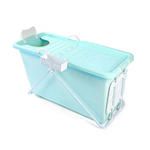 LNDDP Adult Bathtub, Portable Collapsible Bathtub, Foldable Child Shower Tray, Comfortable Folding Baby Bathtub, Bathtub, Best Gifts