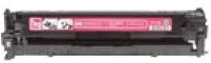 1 x Compatible HP CB543A Magenta Toner Cartridge 125A