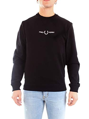 Fred Perry Graphic Pullover Herren
