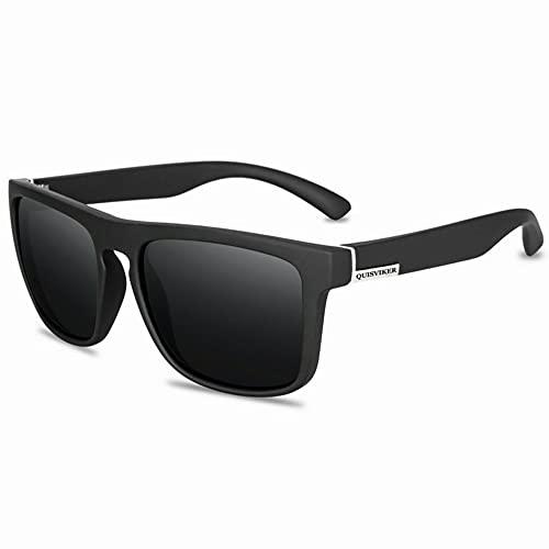 Gafas de Pesca polarizadas Hombres Mujeres Gafas de Sol Gafas Deportivas al Aire Libre Gafas de conducción Gafas de protección Solar UV400