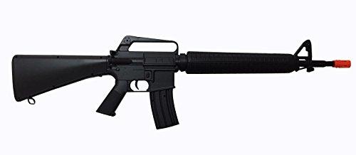 Well Airsoft M16A1 Spring Rifle Airsoft Gun