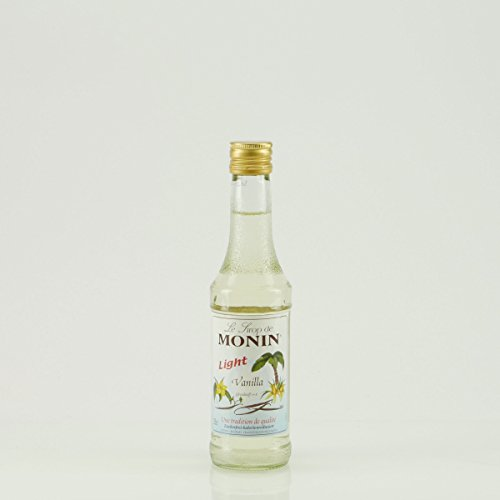 Monin Sirup Vanille Light zuckerfrei 250 ml