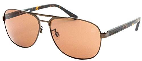 Gafas de sol polarizadas Timberland TB9100 C60 49H (matte dark brown / brown polarized)