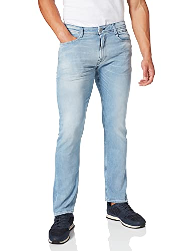 Replay Rocco Jeans, Bleu Clair (010), 32W / 34L Homme