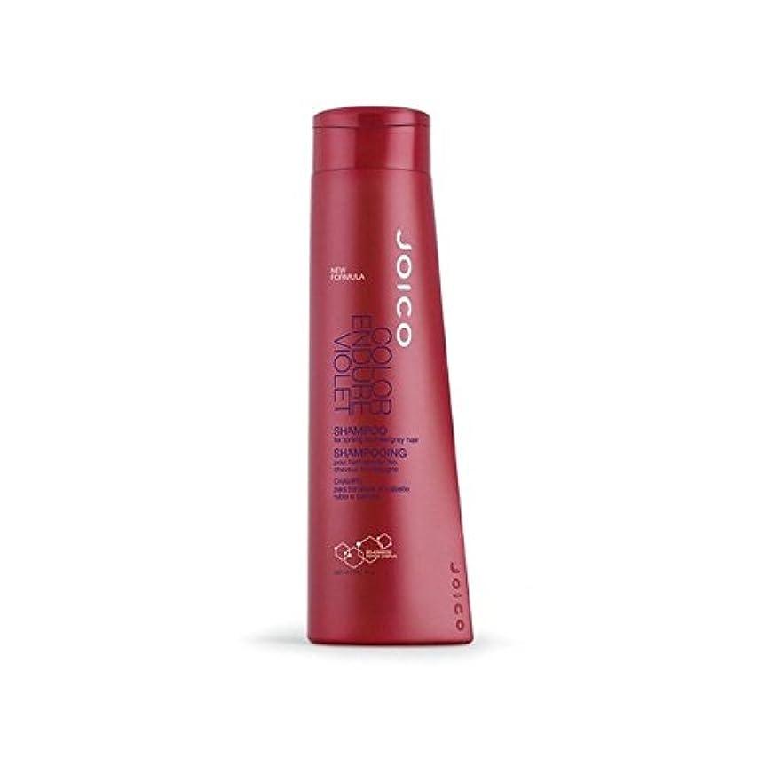 三番薄暗い扱うJoico Color Endure Violet Shampoo (300ml) (Pack of 6) - 紫色のシャンプーに耐えジョイコ色(300ミリリットル) x6 [並行輸入品]