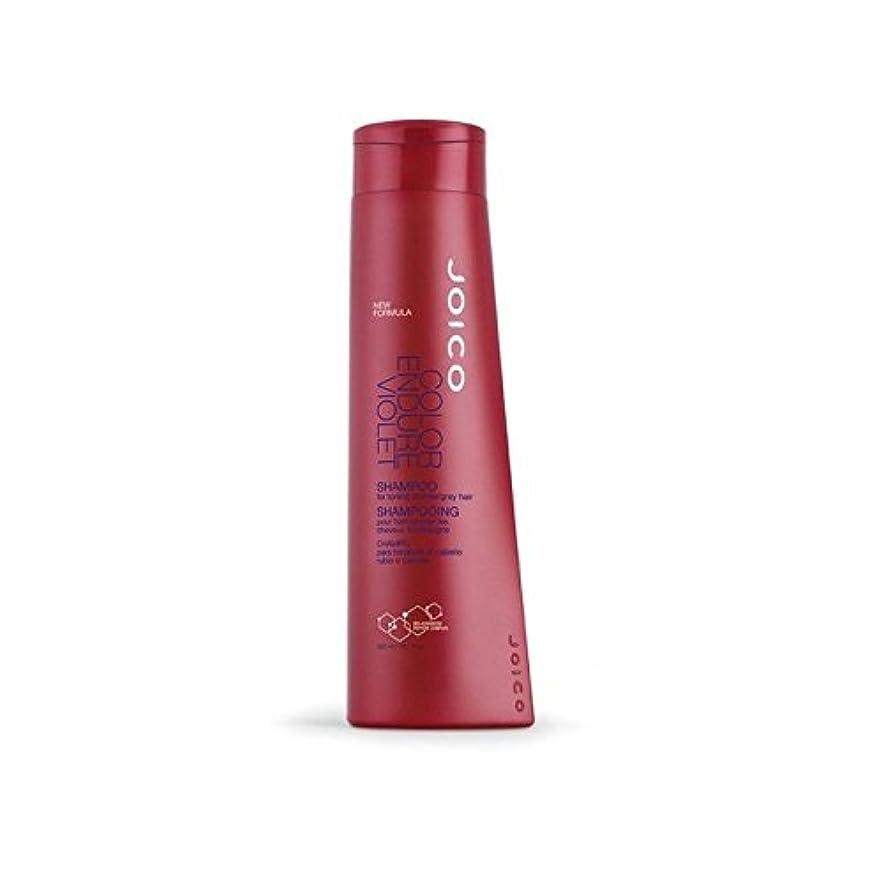 鷹抵抗力があるアベニュー紫色のシャンプーに耐えジョイコ色(300ミリリットル) x2 - Joico Color Endure Violet Shampoo (300ml) (Pack of 2) [並行輸入品]