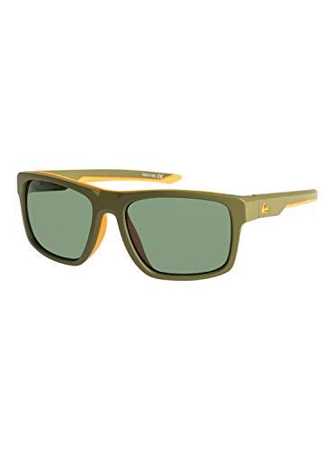 Quiksilver - Gafas de Sol - Hombre - One Size - Marrón