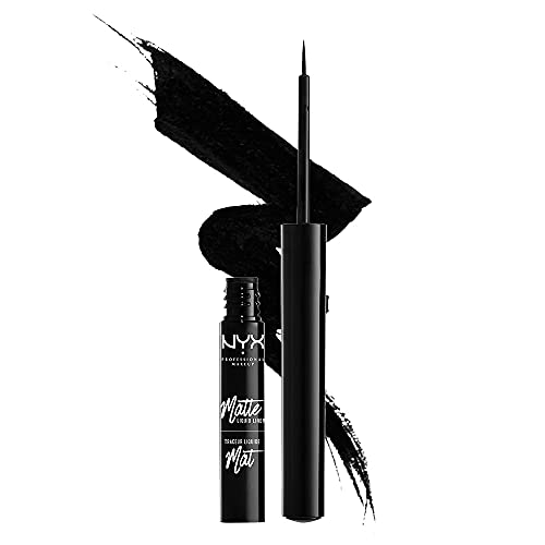 NYX Professional Makeup -   Eyeliner Matte