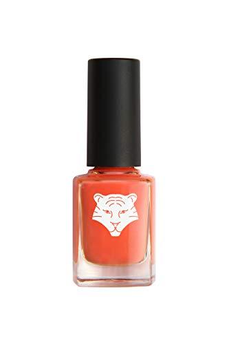 Nagellak Veganistisch & Natuurlijk - Kleur Koraal-Oranje 195