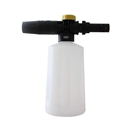 Amazon Com Auto Care Snow Foam Lance For Karcher K2 K7 High Pressure Foam Gun Cannon All Plastic Portable Foamer Nozzle Car Washer Soap Sprayer Garden Outdoor