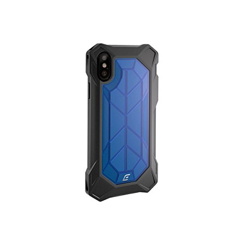 Element Case - Carcasa para iPhone X, Color Azul