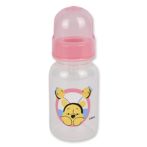 BABY KING - Winnie The Pooh Deluxe Baby Bottle - 5 oz. Bottle
