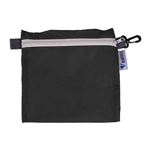 Senderismo, camping, kayak, exterior, impermeable, saco de pescar, bolsa de almacenamiento Negro