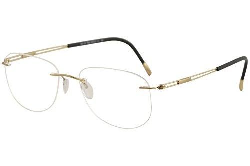 Silhouette Eyeglasses TNG Titan Next Chassis 5521 7530 Optical Frame 17x145mm