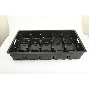 Abhishek-Enterprises-24-Pocket-Organizer-Storage-Box-Drawer-Divider-For-Officehome-Black-Colour-21X133
