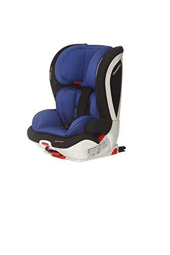 Casualplay Python Fix–Kinderautositz, Gruppe 1–2–3, Farbe blau