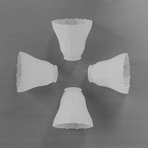 Giluta Glass Shade Replacement Ceiling Fan Light Covers Frosted Style Glass Shade for wall light product image
