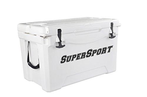 SuperSport 35 Qt. Extreme Performance Rotomolded Cooler