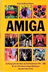 AMIGA. Die Diskographie aller Rock- und Pop-Produktionen 1964-1990