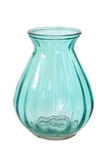 Jarrones Cristal Pequeños Colores jarrones cristal  Marca HomestreetUK