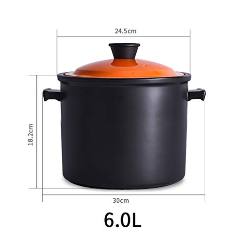25cm Couvercle en Verre tremp/é pour autocuiseurs /électriques 8L Instant Pot 8L