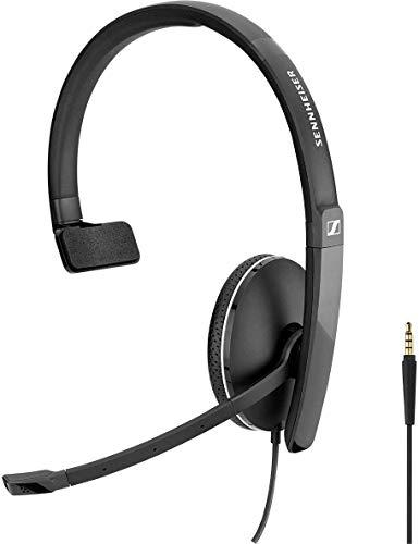 Sennheiser SC 135 Headset 3,5mm Klinke Mono 508318