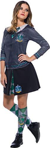 Women's Harry Potter Slytherin Costume Skirt