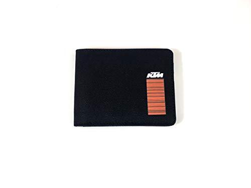 Original KTM Pure Wallet 2020 Geldbörse schwarz orange