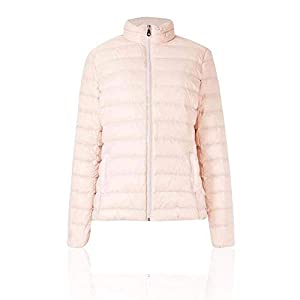 Ex Marks and Spencer Lightweight Down /& Feather Jacket Size 8-22