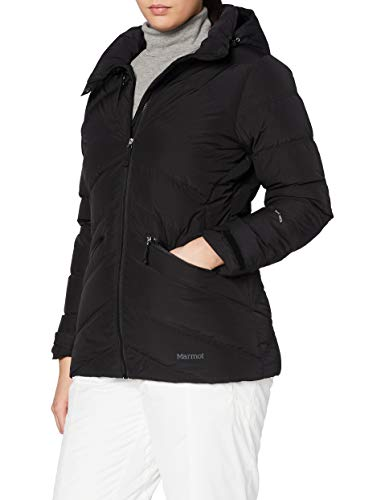 Marmot Damen Wm's Val D'sere Jacket 75470-001-2, Black, XS, 75470-001-2