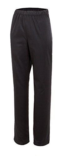 Velilla 333/C0/T6 Pantalón Pijama, Negro, 6