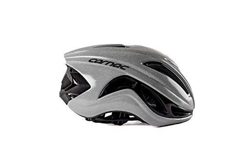 CARNAC Cycling Helmet Ultra Hi Vis Notus 2 Retroreflective Road Helmet