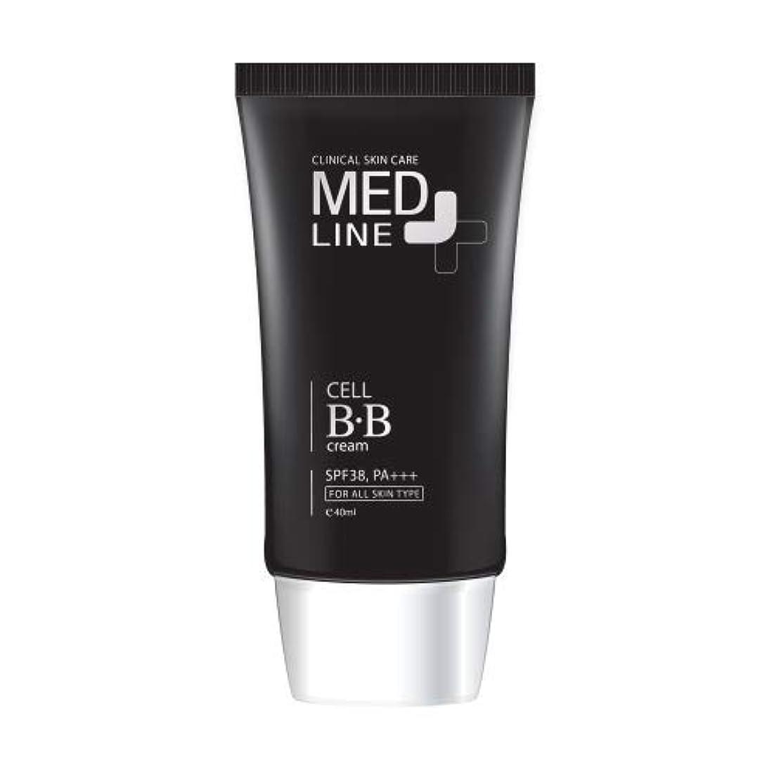 脱臼する頑張る先生メドライン(Med Line) セルBBクリーム(Cell B.B Cream)