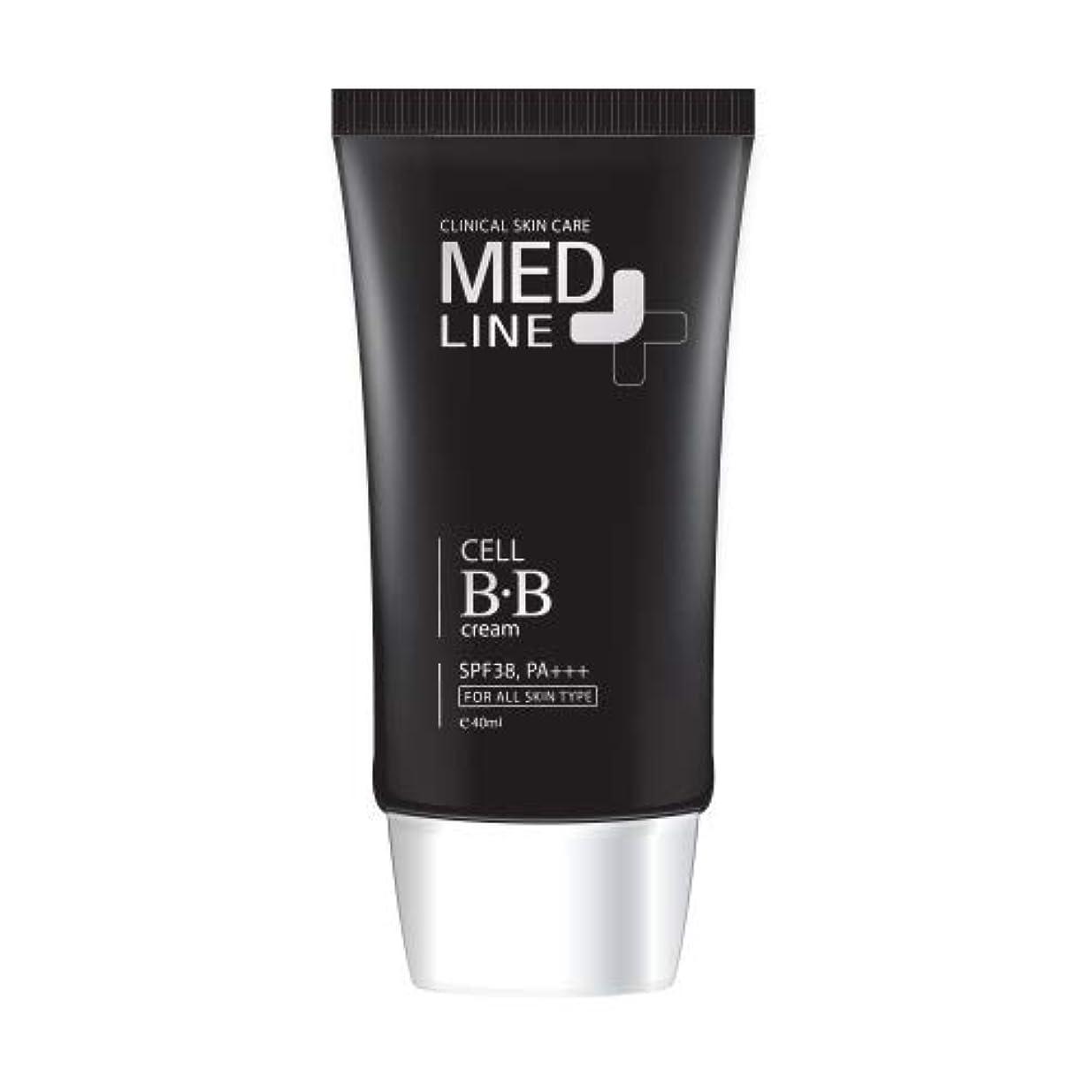 ためにパパチャネルメドライン(Med Line) セルBBクリーム(Cell B.B Cream)