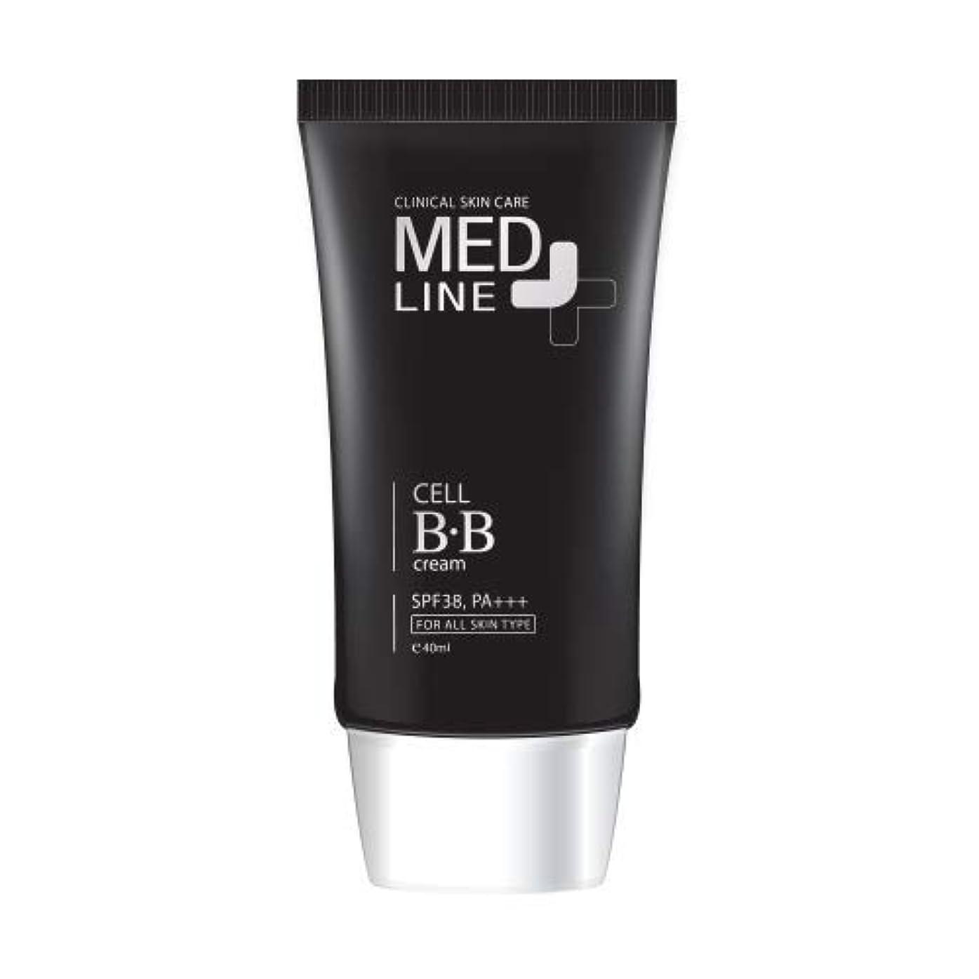 追い払う勘違いする交渉するメドライン(Med Line) セルBBクリーム(Cell B.B Cream)