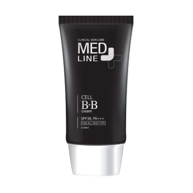 デザート鳴り響く離れたメドライン(Med Line) セルBBクリーム(Cell B.B Cream)