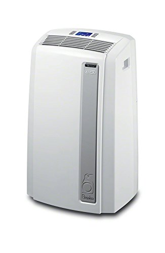 De'Longhi PACAN140ES.WH-3A Pinguino Plus Portable Air Conditioner, 600 sq. ft.