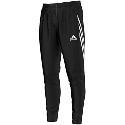 adidas Herren Trainingshose Sereno 14, schwarz/weiß, L, D82942