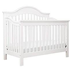 DaVinci Jayden 4-in-1 Convertible Crib in White