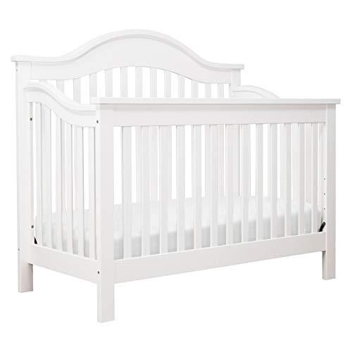 DaVinci Jayden 4-in-1 Convertible Crib in White, Greenguard Gold Certified