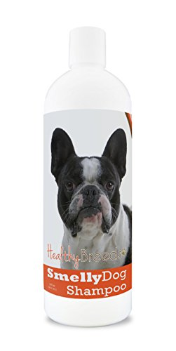 Healthy Breeds French Bulldog Smelly Dog Baking Soda Shampoo 8 oz