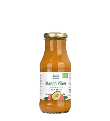 GOVINDA Mango Püree Bio, 1er Pack (1 x 210 g)