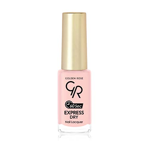 GOLDEN ROSE - Vernis Ongles express dry 13