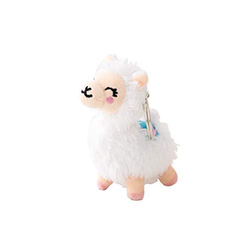 Mr. Wonderful Woa093Set De 59Sm Llama Collection, 4 X1 X 8 Cm, Blanco