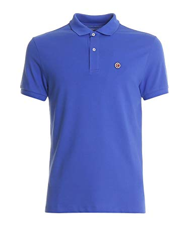 Colmar Originals Luxury Fashion Herren 7620Z4SH445 Blau Baumwolle Poloshirt | Frühling Sommer 20
