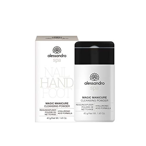 alessandro Magic Manicure Cleansing Powder - Reinigungspulver, 40 g