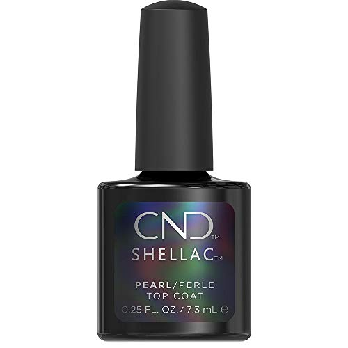 CND Shellac Vernis à ongles Pearl Top Coat