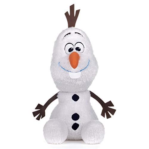 Disney 37326 Frozen 2 Olaf knuffel 46cm, wit…